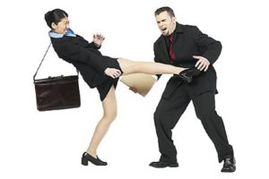 Financial self defence
